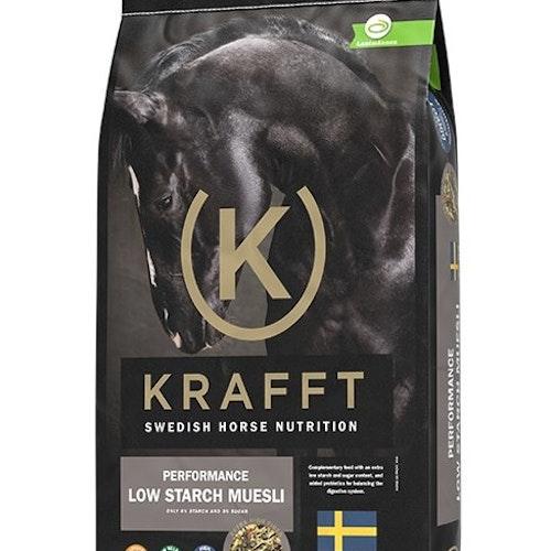 KRAFFT Performance Low Starch Muesli 20kg