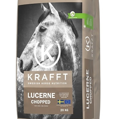 KRAFFT Lucerne chopped 20 kg  20kg