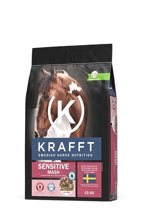 KRAFFT MASH Sensitive 15 KG  15kg