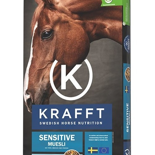 KRAFFT Müsli Sensitive 20 kg 20kg