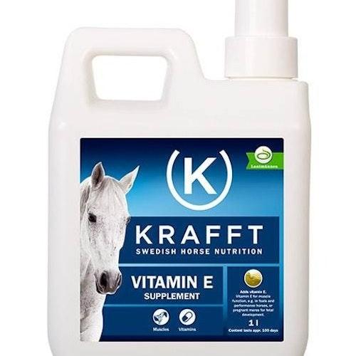 KRAFFT Vitamin E Flytande 1li