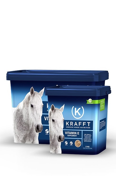 KRAFFT Vitamin E Pellets 10kg