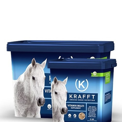 KRAFFT Vitamin Multi Pellets 3kg
