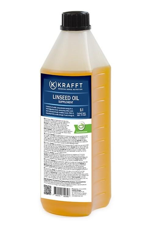 KRAFT LINSEED OIL 1li
