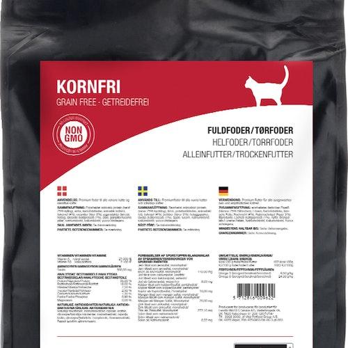 Sund Premium katt grain free  2,5kg