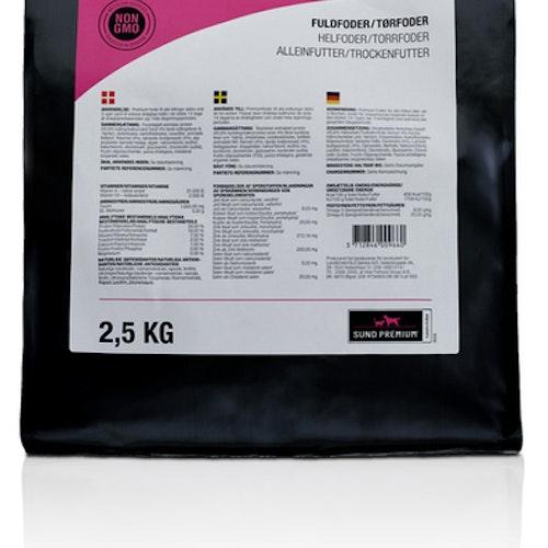 Sund Premium kattunge grain free, styck/flerpack