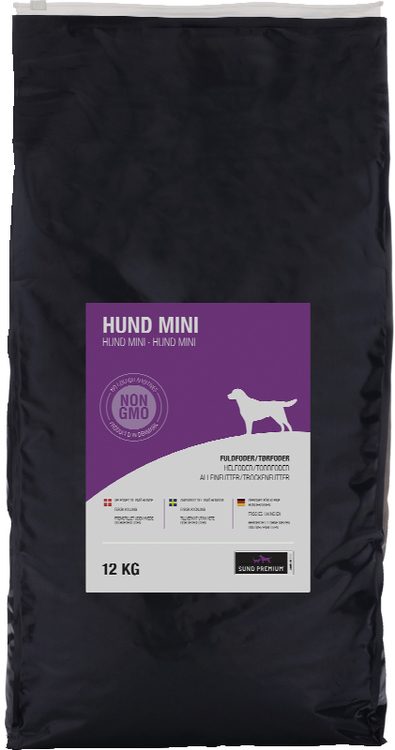 Sund Premium hund mini