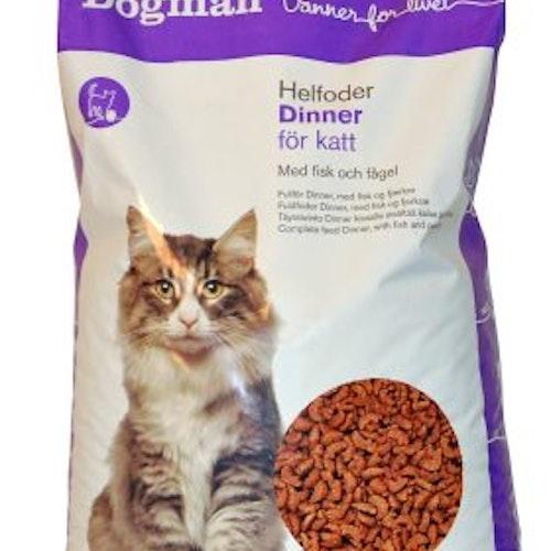 Dinner för katt 10kg 10kg