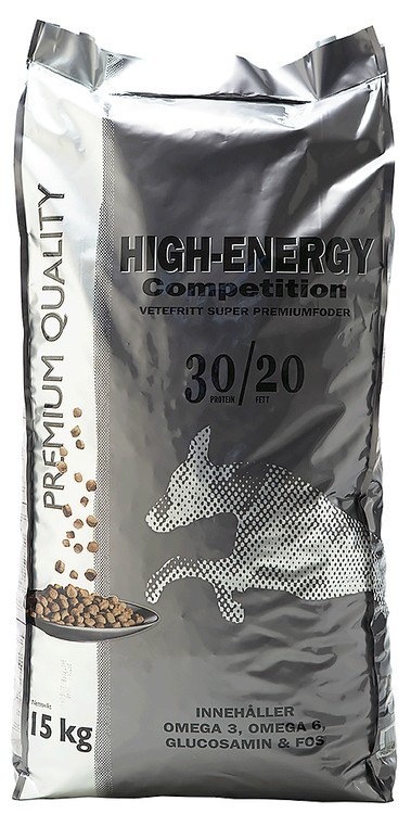 High-Energy Competition 30/20 15kg 15kg
