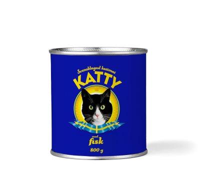 Katty Fisk Burk 800gr