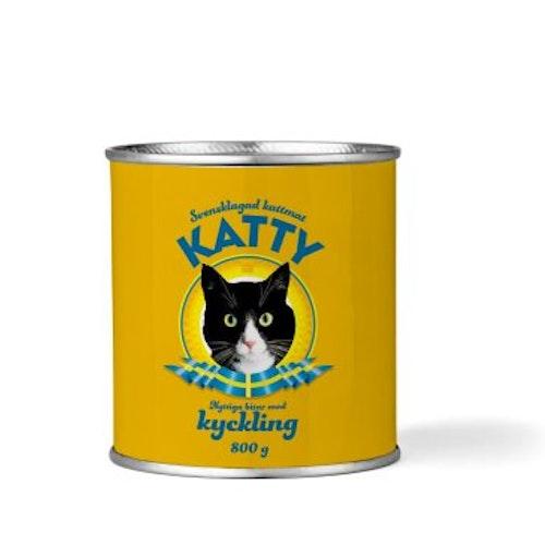 Katty Kyckling Burk 800gr