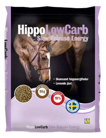 HippoLowCarb Slow Release Energy  15kg