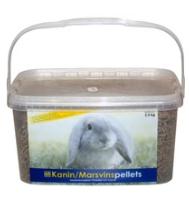Kanin- och Marsvinfoder