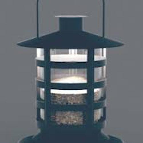 """Fågelmatare """"nattljus"""", 25*40 cm och ca 5 kg"""