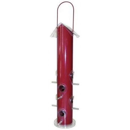 Fågelmatare röd 2 KG