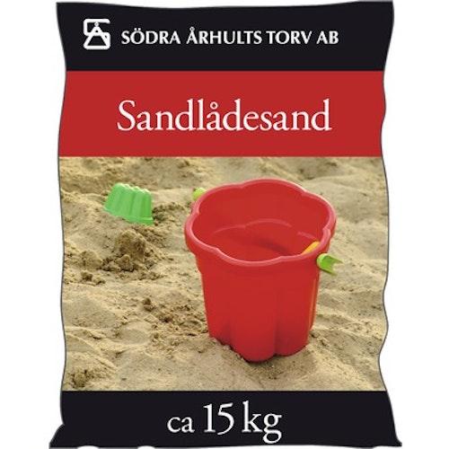 Sandlådesand/Sandbad 15KG