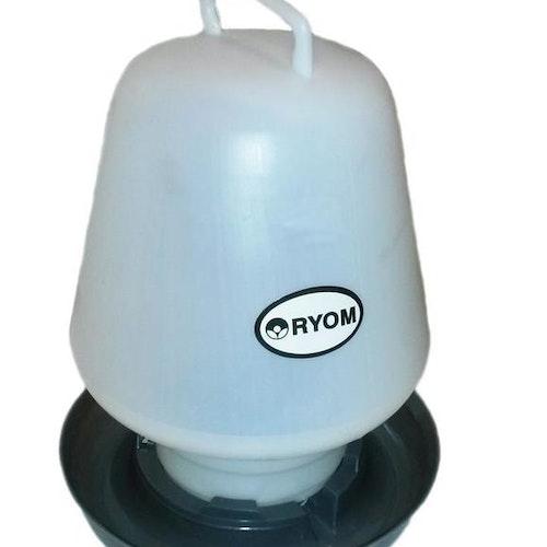 """Vattenautomat """"klot"""", grå 5 L"""