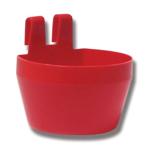 Vattenkopp röd, 300 ml