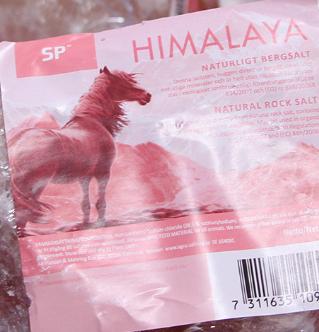 Himalaya saltsten ca 2 kg