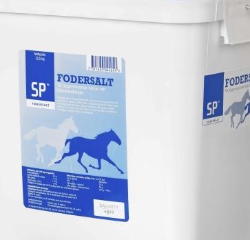 SP Fodersalt häst 12,5kg