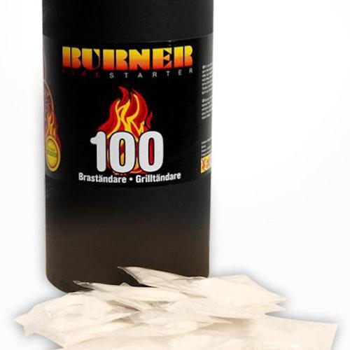 Burner Bras & Grilltändare 100 st påsar