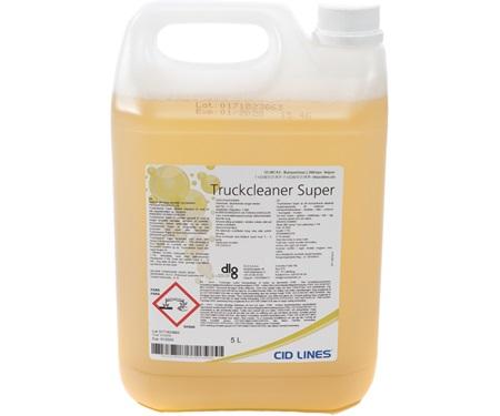 Truck Cleaner Super