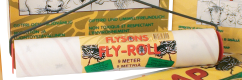 Fly roll 10 m