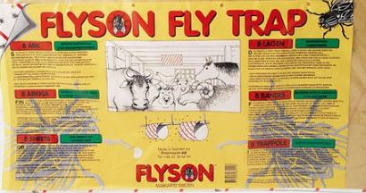 Fly trap 8 st/förp