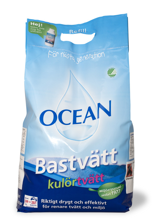 Bastvätt Refill Parfymerad 6,2kg