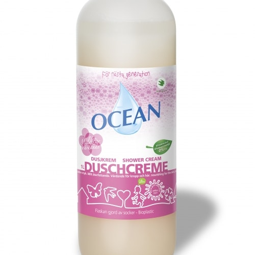 Duschcreme Bio Plast 1l