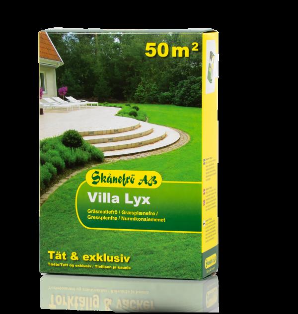 Gräsfrö Villa Lyx flera storlekar