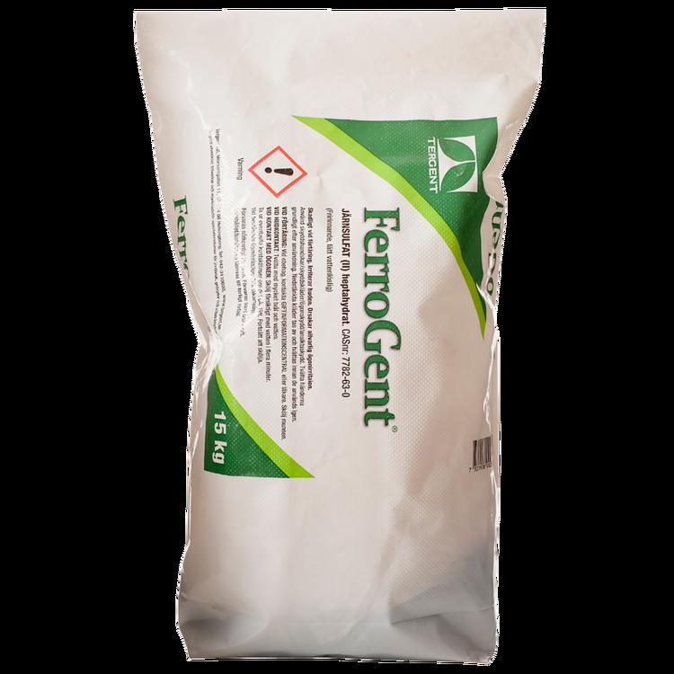 FerroGent Järnsulfat (vattenlöslig)  15kg