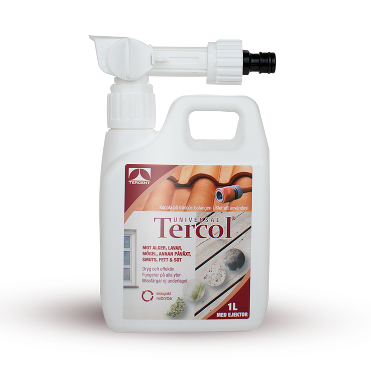 Tercol 1 lit med Ejektormunstycke