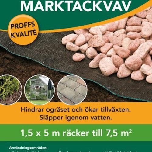 Marktäckväv 7,5 KVM 1,5*5 m