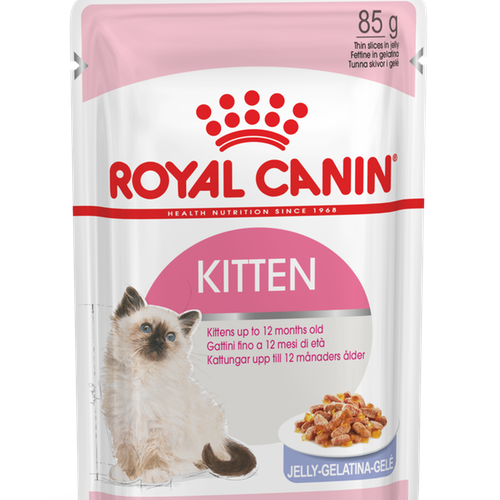Royal Canin Kitten Jelly 85g