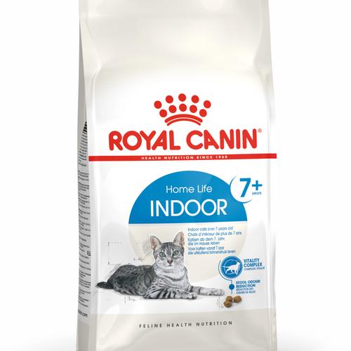 Royal Canin Indoor 7+, flera storlekar