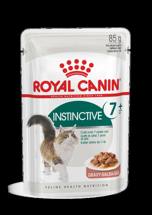 Royal Canin Instinctive 7+ Gravy 12pack