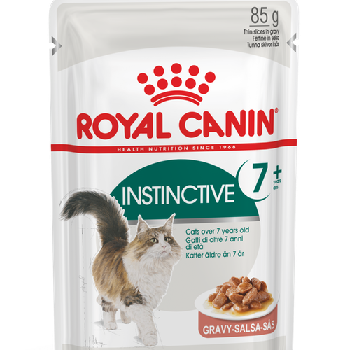 Royal Canin Instinctive 7+ Gravy 12pack