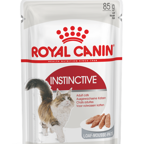 Royal Canin Instinctive Loaf 12-pack (12*85g)