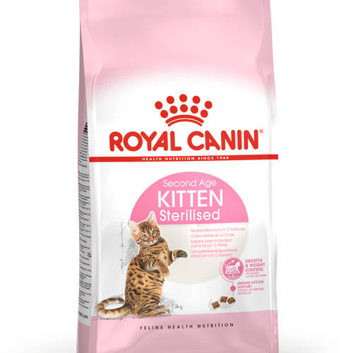 Royal Canin Kitten Sterilised, flera storlekar