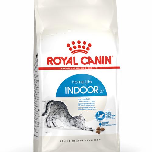 Royal Canin Indoor 27, Flera storlekar