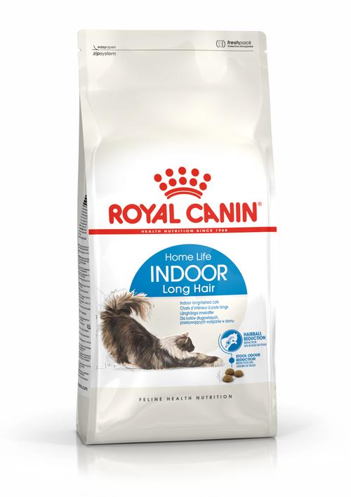 Royal Canin Indoor Long Hair, Flera storlekar