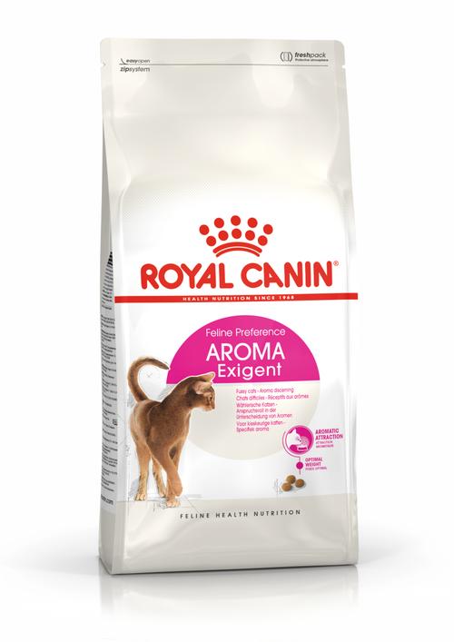 Royal Canin Aroma Exigent, flera storlekar