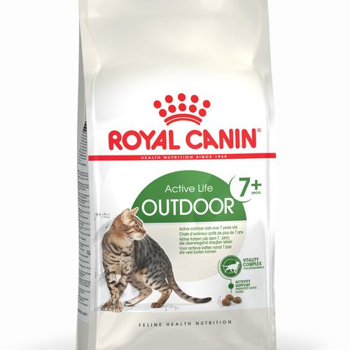 Royal Canin Outdoor 7+, Flera storlekar