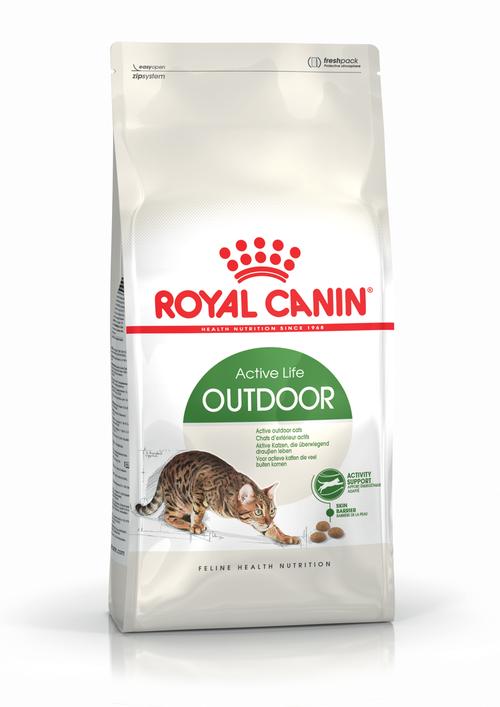 Royal Canin outdoor, flera storlekar