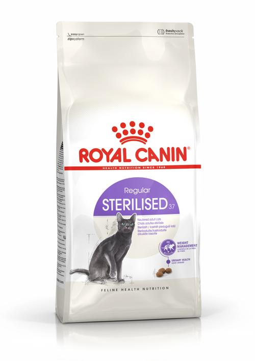 Royal Canin Sterilised 37, flera storlekar