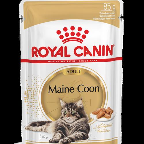 Royal Canin Maine Coon, våtfoder 12*85gram