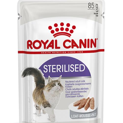 Royal Canin Sterilised Loaf 12pack*85gram