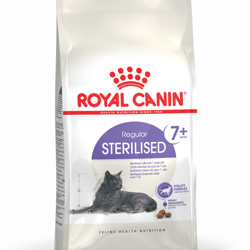 Royal Canin Sterilised 7+, flera storlekar