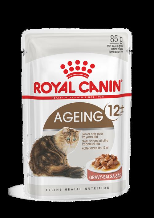 Royal Canin Ageing 12+ gravy 85g